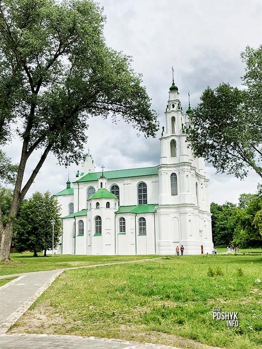 софийский собор полоцк