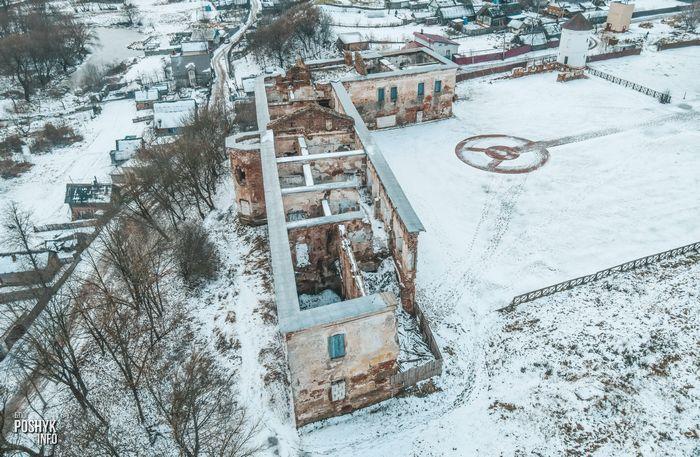 Быховский замок в Беларуси
