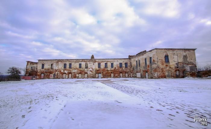 Замок Быхов