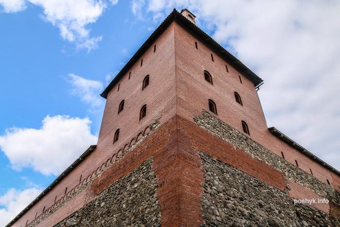 замок Гедимина в Лиде