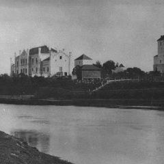 Любчанский замок Кишок и Радзивилов