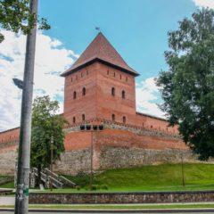 Замок в Лиде (Лидский замок)