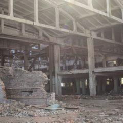 Фарфоровый завод в Минске, Кропоткина 91