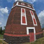 Водонапорная башня в Приямино
