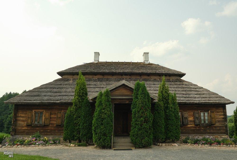 Мемориальный музей Тадеуша Костюшко в Коссово