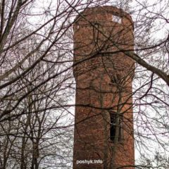 Башня на Уборевича
