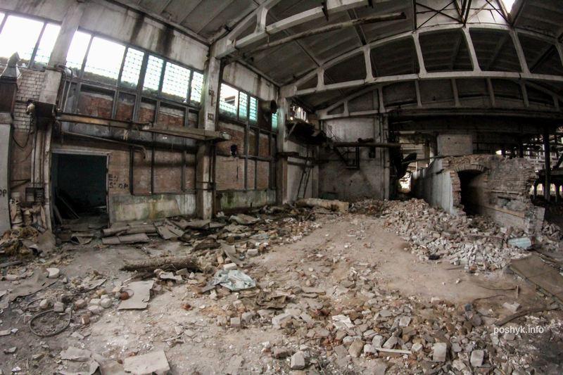 фарворовый завод минск заброшка