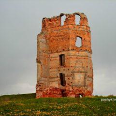 замок Сангушек «Белый Ковель», Смоляны