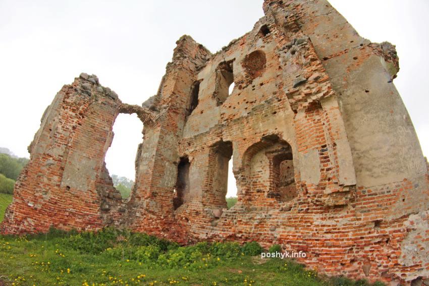 замок Сангушек фото