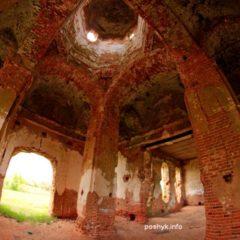 Церковь святого Алексия, Смоляны