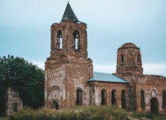 алексеевская Церковь Смоляны