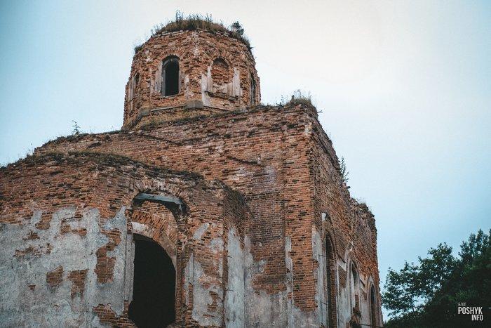 Церковь святого Алексия в Смолянах