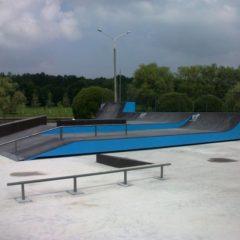 Скейтпарк в Минске. Все площадки.