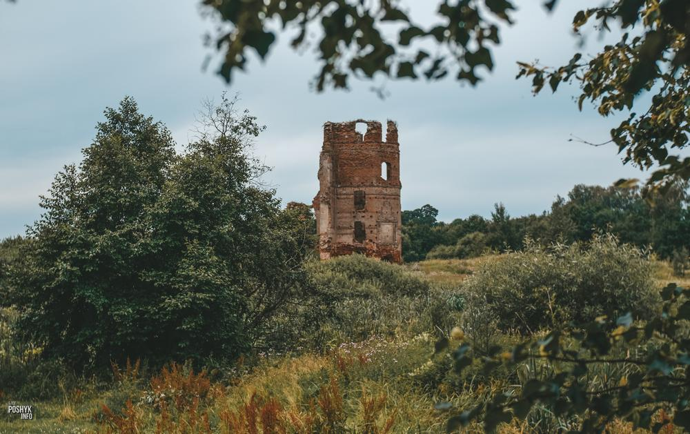 Замок Смоляны Белый Ковель
