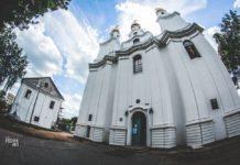 церковь в Толочине