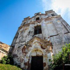 Костел в Княжицах св. Антония (Николая)