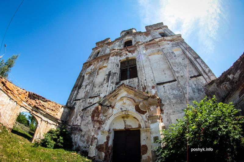 knizhica ruins