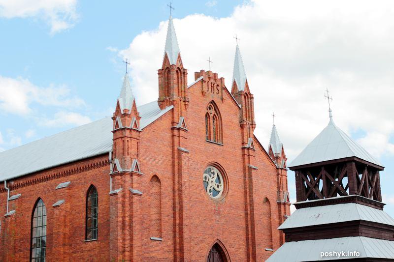 kostel na narochi