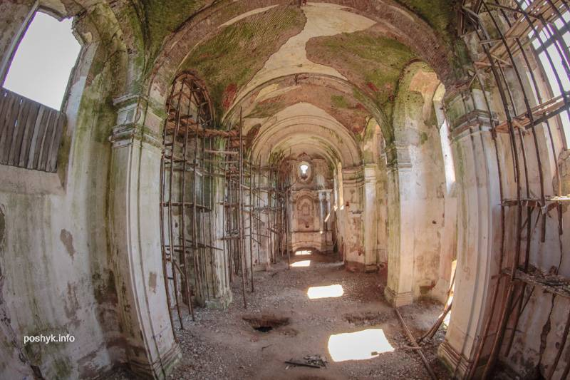 ruins monastir