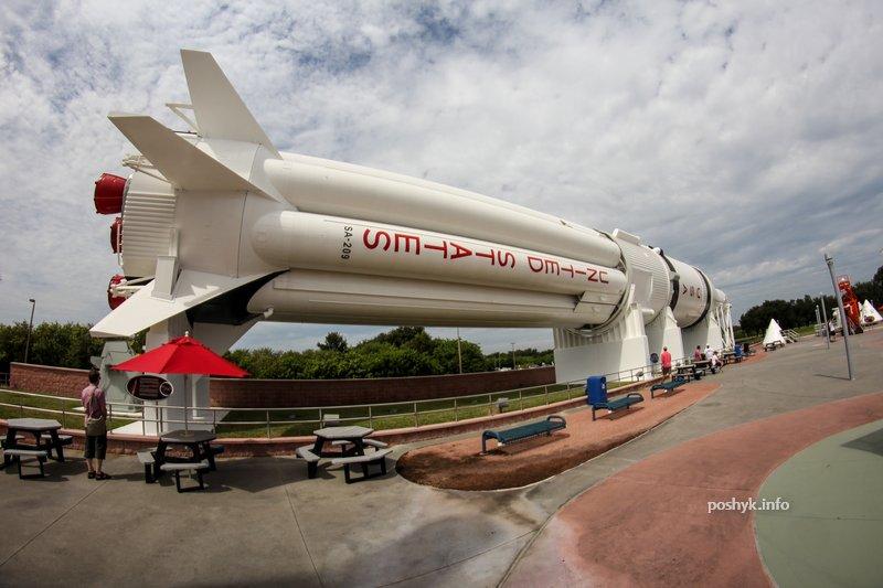 Kennedy Space Center как добраться