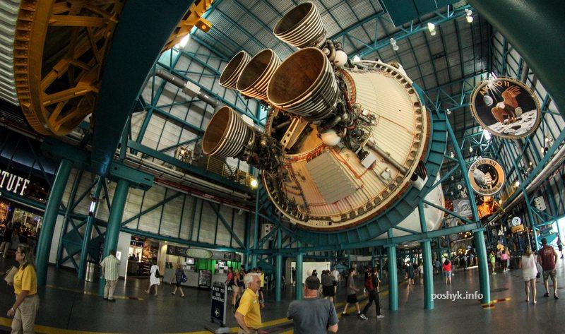 музей NASA