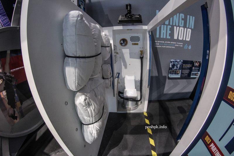 Как добраться в музей NASA
