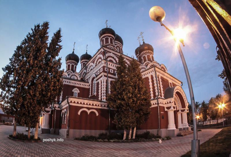 Воскресенский собор Борисов