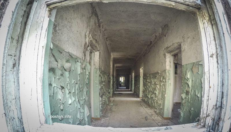 Заброшенное общежитие минск