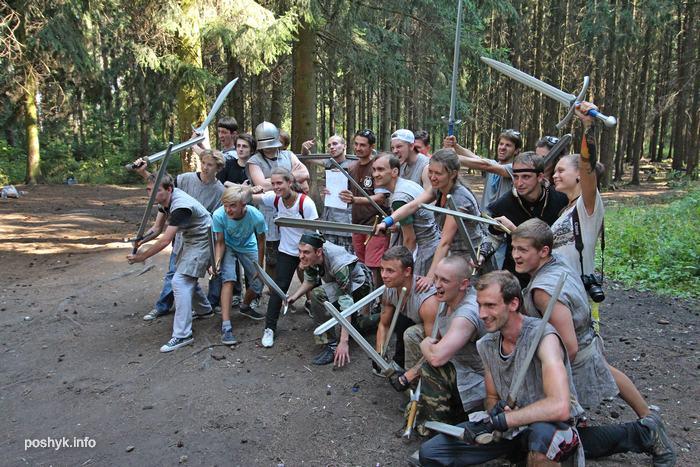активный отдых в Беларуси poshyk.info
