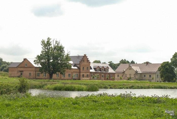 Что ещё интересного посмотреть в Прилуках, кроме дворца Чапских?