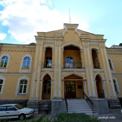 Дворец Чапских в Прилуках