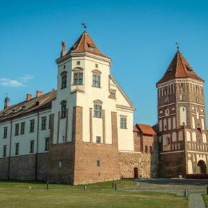 экскурсия замки беларуси