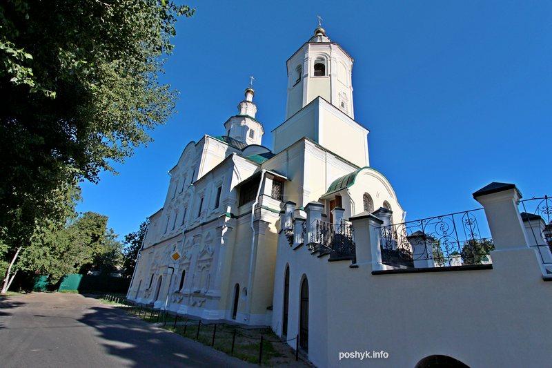 Спасо-Преображенский Авраамиевский мужской монастырь