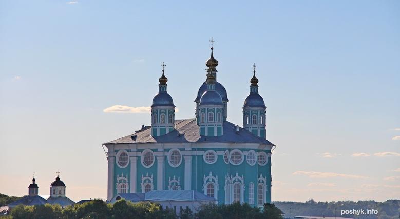 исторический смоленск