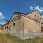 Руины в Прилуках (свиран — амбар)
