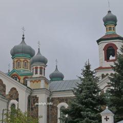 Деревня Турец, церковь Покровская