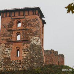Новогрудский замок. Замок Миндовга