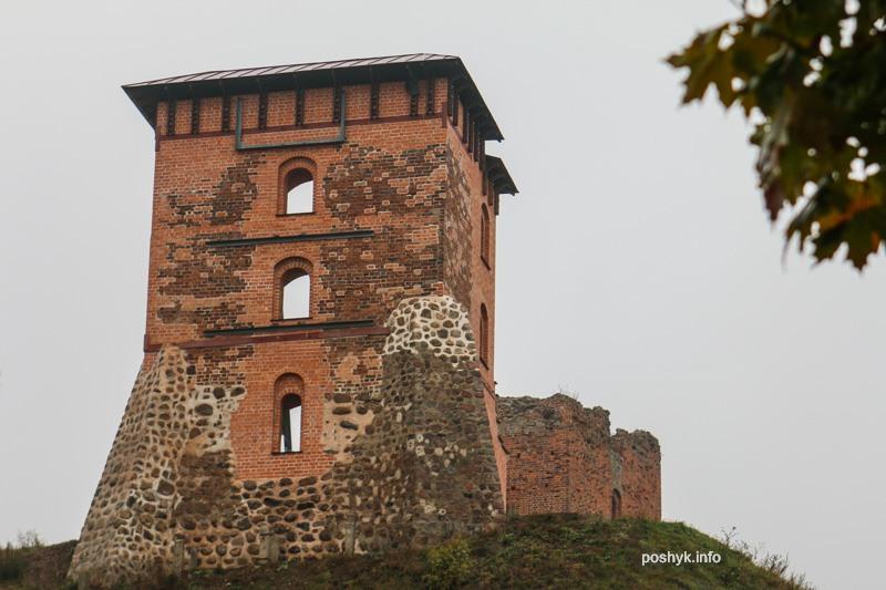 башня Миндовга