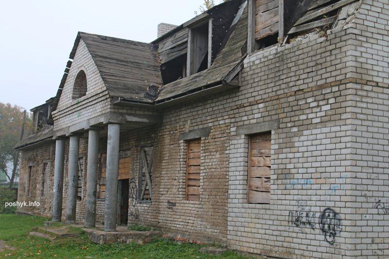 заброшенный дом на poshyk_info