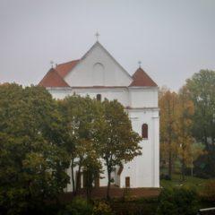 Костел Преображения Господнего в Новогрудке