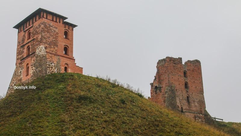 туристический маршрут новогрудский замок