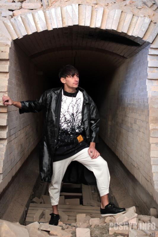 авторская одежда от Саши Кашпея