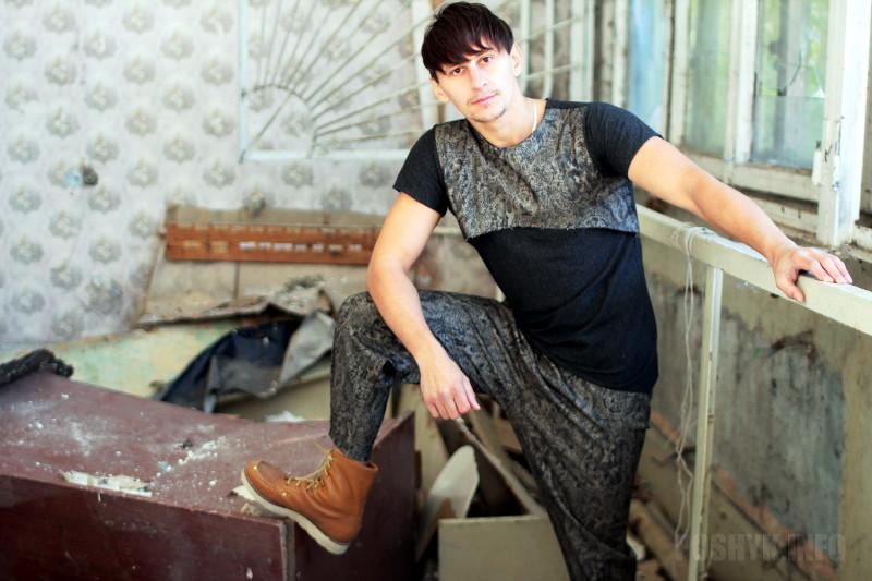 Саша Кашпей дизайнер одежды