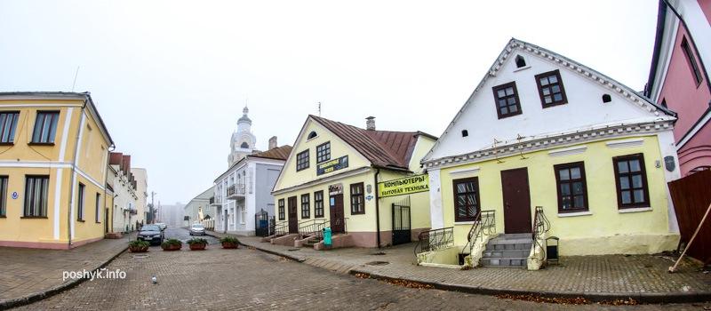 Туристический маршрут Новогрудок