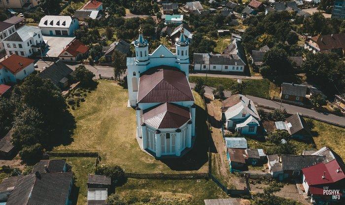 Церковь в Новогрудке Беларусь