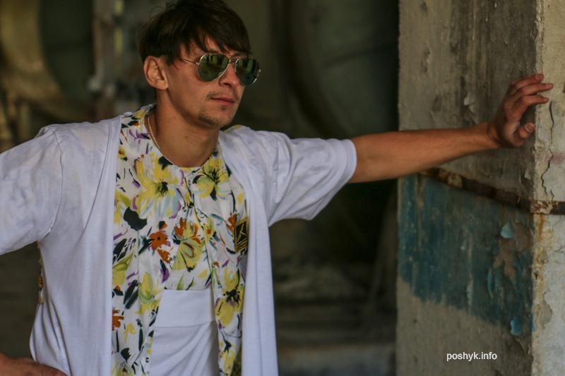 Саша Кашпей авторская одежда
