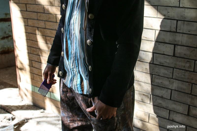 """Под знаком стрекозы"""" - авторская одежда от Саши Кашпея"""