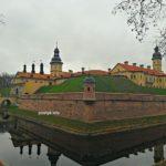 Дворец Радзивиллов в Несвиже, история и фото.