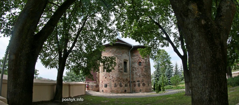самая старая церковь гродно