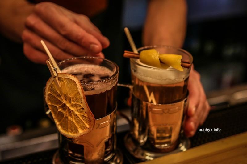 цитрусовые коктейли